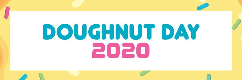 C&C Doughnut Day 2020